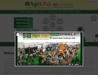 agriasia.in screenshot