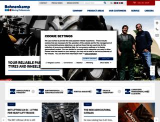 agriband.nl screenshot