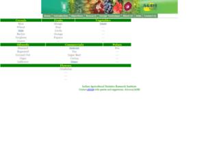 agridaksh.iasri.res.in screenshot
