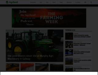 agriland.ie screenshot