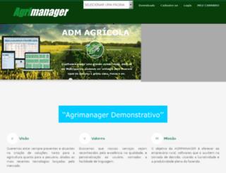 agrimanagerbr.com screenshot