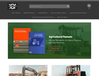 agrimanuals.com screenshot