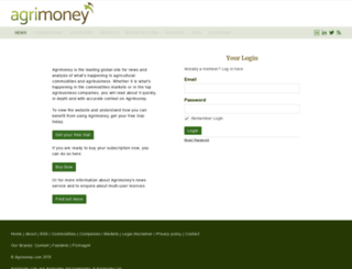 agrimoney.com screenshot
