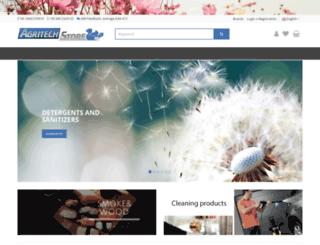 agritechstore.com screenshot