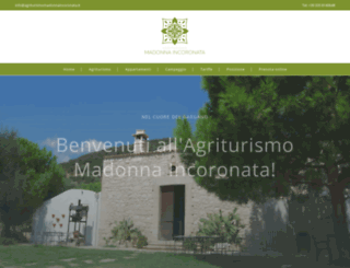 agriturismogargano.it screenshot