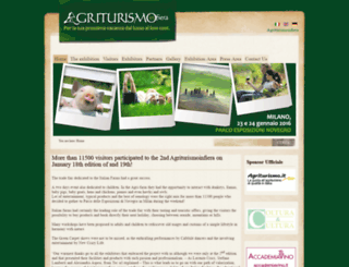 agriturismoinfiera.it screenshot