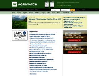 agriwatch.com screenshot