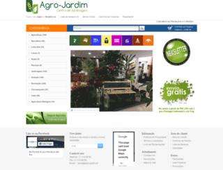 agro-jardim.pt screenshot