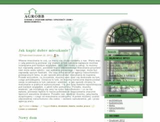 agrobb.pl screenshot