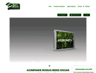 agrobrasilseguros.com.br screenshot