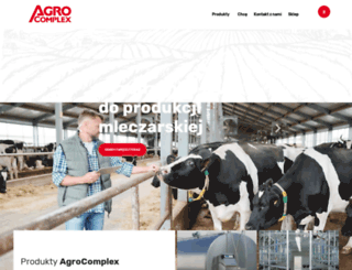 agrocomplex.pl screenshot