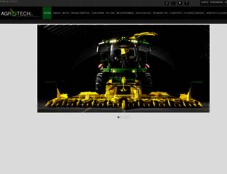 agrogroup.gr screenshot
