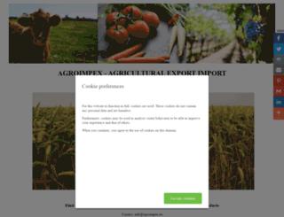 agroimpex.eu screenshot