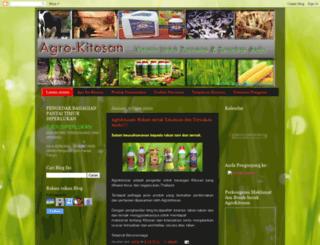 agrokitosan.blogspot.com screenshot