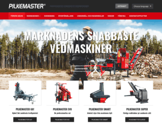 agromaster.se screenshot