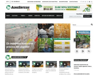 agrosintesis.com screenshot