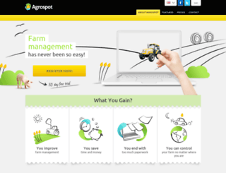 agrospot.com screenshot