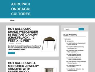 agrupaciondeagricultores.blogspot.com screenshot