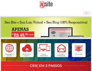 agsite.com.br screenshot