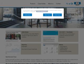 agta-record.com screenshot