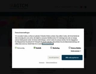 agtcm.de screenshot