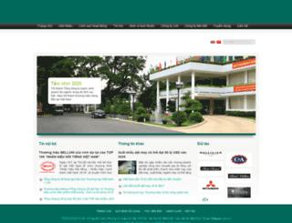 agtex.com.vn screenshot