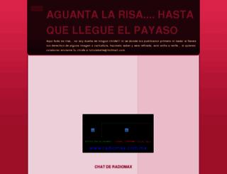 aguantatelarisa.blogspot.com screenshot