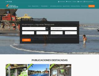 aguasdulces.com.uy screenshot
