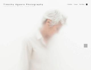 aguerophoto.com screenshot