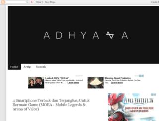 agungap-blog.blogspot.in screenshot