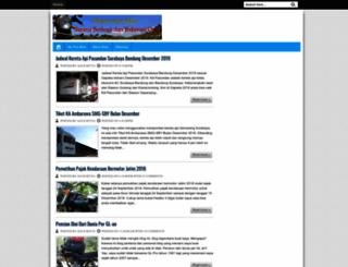 agussetya.blogspot.com screenshot