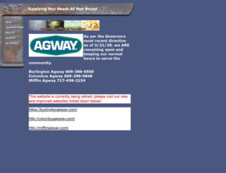 agwaycountry.net screenshot