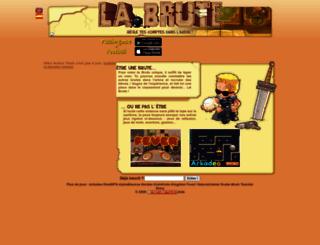 agwe.labrute.fr screenshot