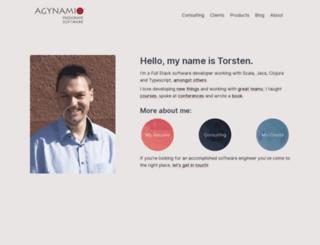 agynamix.de screenshot