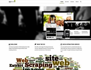 ah-services.co.uk screenshot