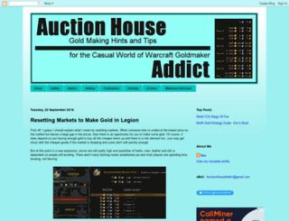 ahaddict.blogspot.com screenshot