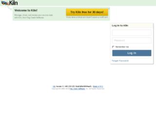 ahashki.kilnhg.com screenshot