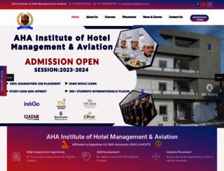 ahaudaipur.com screenshot