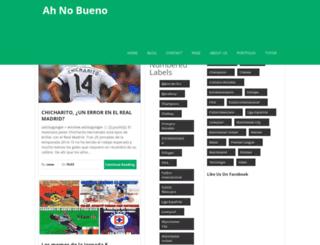 ahhnobueno.blogspot.mx screenshot