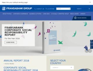 ahli.com.lb screenshot