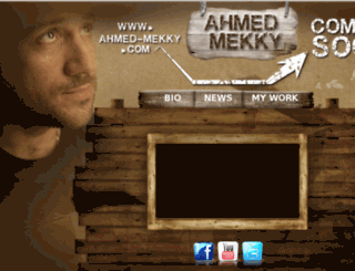 ahmed-mekky.com screenshot