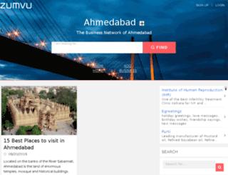 ahmedabad.dialindia.com screenshot