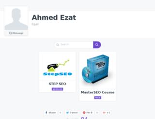 ahmedezat.selz.com screenshot