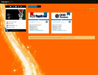 ahmedkemal.hesapno.com screenshot