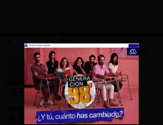 ahoranoticias.cl screenshot