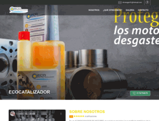 ahorradordecombustible.com screenshot