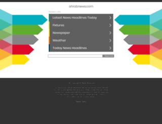 ahrabnews.com screenshot