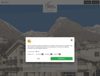 ahrntaler-alpenhof.com screenshot