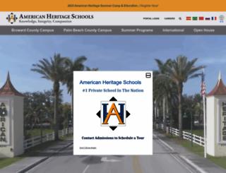 ahschool.com screenshot
