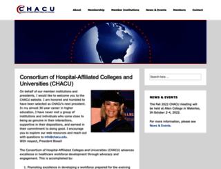 ahsec.org screenshot